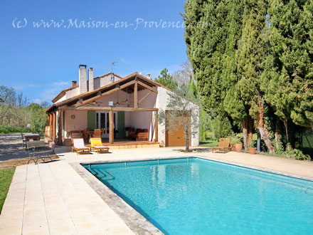 Detached villa in Saint Rémy de Provence