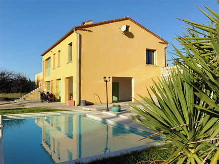 Detached villa in Marguerittes