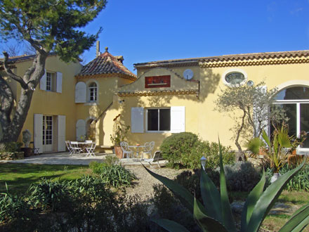 Detached villa in Orange