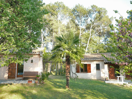 Detached villa in Fayence