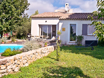 Detached villa in Tourrettes