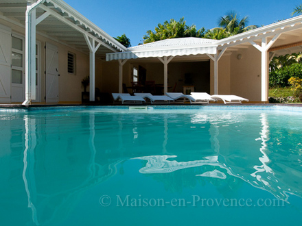 Holiday detached villa private pool 60 walking distance - Piscine saint francois nice ...