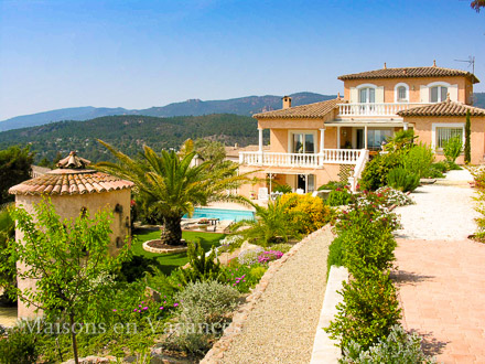 Detached villa in Fréjus