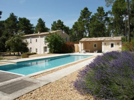 Provençal detached house in Barbentane
