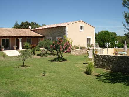 Detached villa in Uzès