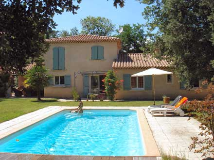 Detached villa in Bagnols-sur-Cèze