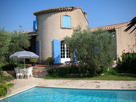 Provençal detached house in Pélissanne
