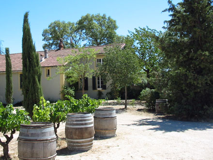 Provençal detached house in Correns