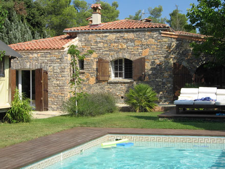 Holiday Rentals Villas And Cottages In Var  France From